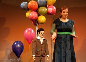 Luftballons klauen