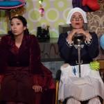 Moldau und Anna grübeln